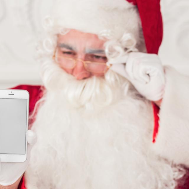 Chame o Papai Noel