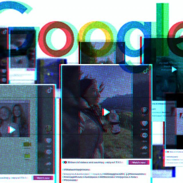 Google está trabalhando na indexação de vídeos do Instagram e TikTok
