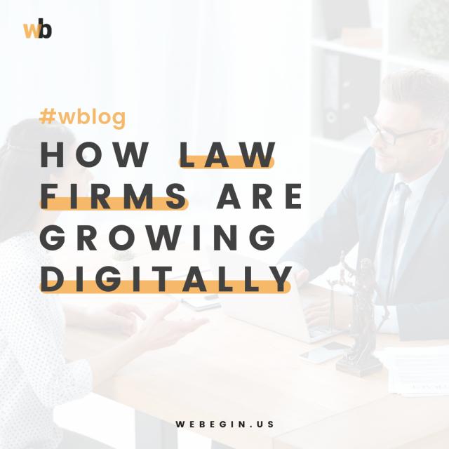 Como os escritórios de advocacia estão crescendo digitalmente